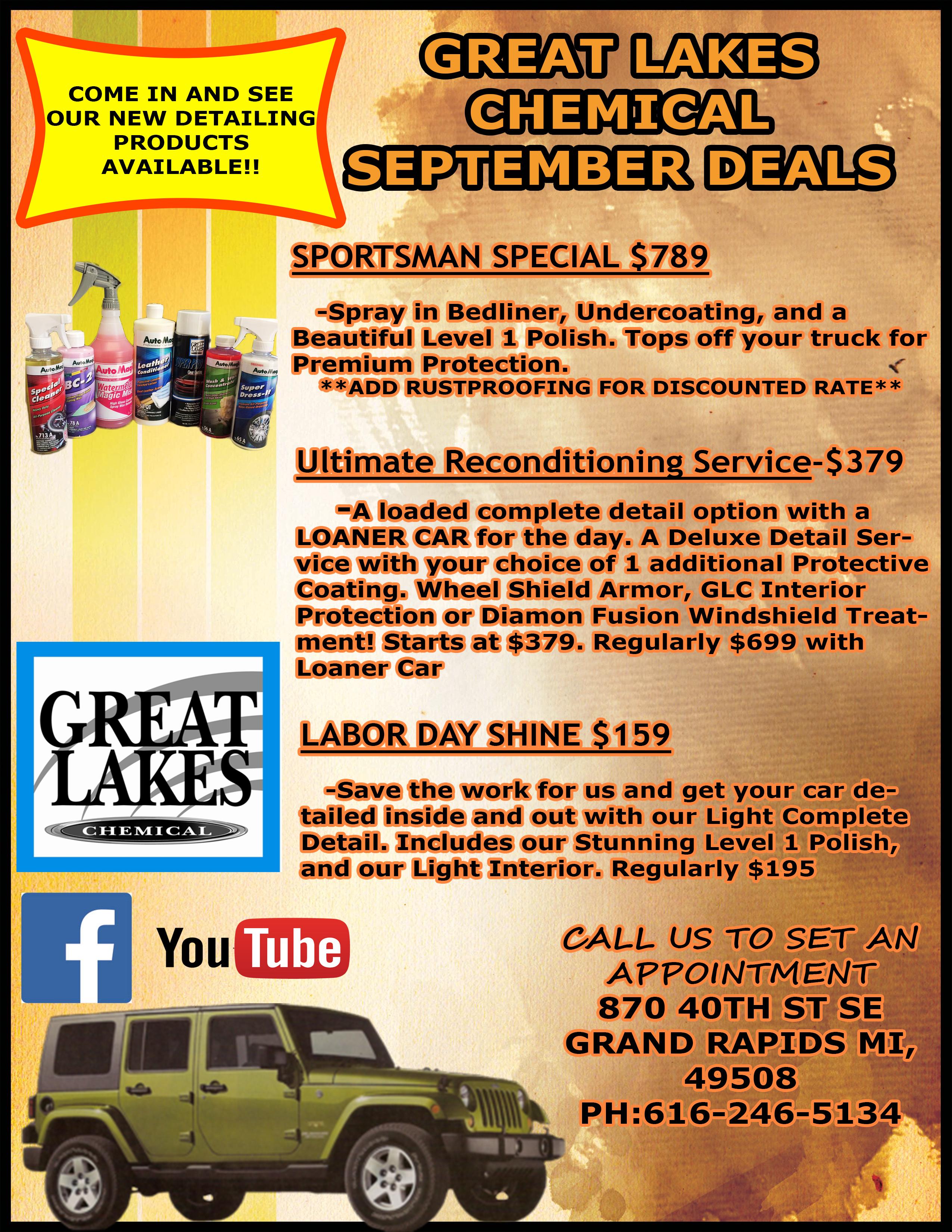 September Flyer